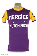 MERCIER Hutchinson vintage wool jersey, new, never worn L