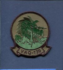 VAQ-130 ZAPPERS US NAVY GRUMMAN EA-6B PROWLER GROWLER Subdued Squadron Patch