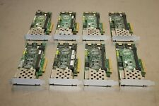 LOT OF 8 HP Smart Array P410 512MB PCI-Ex8 Dual SAS Raid Controllers 462919-001