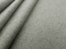 WOOL SERGE STYLE FELT LIGHT GREY T120 UPHOLSTERY DRESSMAKING CRAFT FABRIC