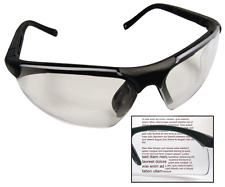 SAS Sidewinder Readers Safety Glasses 1.5x Power Magnification Glasses 541-1500