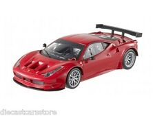 HOT WHEELS FERRARI 458 ITALIA GT2 LAUNCH VERSION 1/18 ROSSO CORSA RED BCJ77
