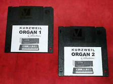 2 floppy sounds organ hammond b3 pipe bx3 for Kurzweil k2661 k2000r k2500 k2600r