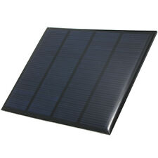 Portable 1.5W 12V 115x85mm Polycrystalline Mini Solar Panel DIY For Cell Phone