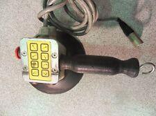 Woods Power-Grip Kransteuerung Steuerflasche mit Vakuumheber Saugheber #10101