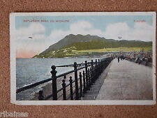 R&L Postcard: Esplanade Bray Co. Wicklow, Ireland