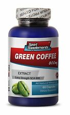 Authentic Slimming Coffee - Green Coffee GCA® 800mg - Tummy Trimmer Pills 1B