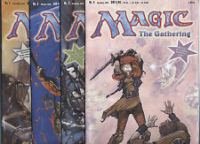 Magic the Gathering (tedesco) # 1+2+3+4 completa-Carlsen Comics 1998-Top