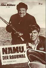 IFB 7603 | NAMU, DER RAUBWAHL | Robert Lansing | Topzustand
