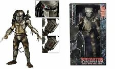 "Neca predator 1987 jungle hunter 1/4 scale 19"" inch action figure avec lumières led"