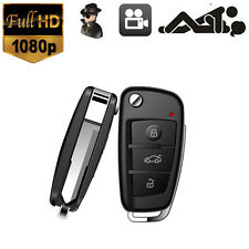 Mini Car Key Chain DV Spion SPY Hidden Camera Camcorder HD Night Vision 1080P DU