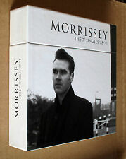Morrissey Box Set 45 tours The 7' Singles 88-91