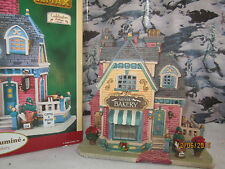"TRAIN GARDEN HOUSE VILLAGE BOARDWALK "" MEYER'S BAKERY SHOP "" +DEPT 56/LEMAX info"