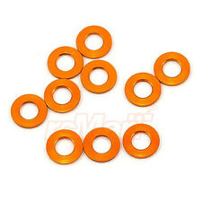 Xray Aluminum Shim 3 x 6 x 0.5mm Orange Xray NT1 RX8 T4 X1 X12 XB4 #XR-303121-O