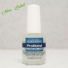 1 bottle Harmony GELISH PRO BOND 0.5oz 15ml #01205 ProBond Acid Free Nail Primer