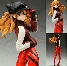 Animation Neon Genesis Evangelion Asuka Cat Cap Athletic Wear Figure