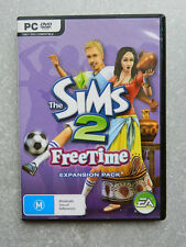 THE SIMS 2 FREE TIME Expansion Pack PC Game