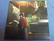 Portrait - Same / HR Records 2008 Heavy Metal Darkness Vinyle 33 tour First LP