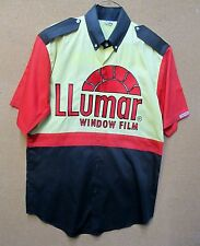 owner Bill Wurster's original LLUMAR WINDOW FILM hydroplane race SHIRT