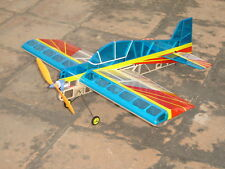 HAIKONG YAK 55 EP PFOFILE 30.2 inch Electric RC Model Airplane A021 Blue