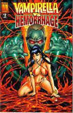 Vampirella vs. hemorrhage # 2 (of 2) (Michael Bair) (états-unis, 1997)