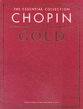 The Essential Collection: Chopin Gold by Chester Music (Paperback, 2002)