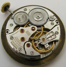 Longines 23Z 17 jewels Watch movement for parts ...