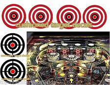Space Invaders -50 % off!!! HIGH PERFORMANCE CUSHIONED TARGET ARMOUR PINBALL