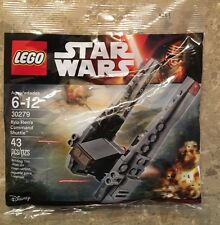 NEW LEGO SET 30279 STAR WARS Kylo Ren's Command Shuttle LEGOLAND Exclusive