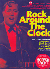 Rock Around Clock 12 Titres Guitare notes et tablatures
