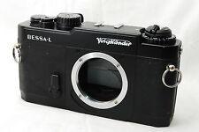 **Excellent++** VOIGTLANDER BESSA-L 35mm Film Camera Body from Japan