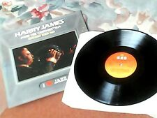 HARRY JAMES AND HIS ORCHESTRA WITH BUDDY RICH-I LOVE JAZZ VINYL LP