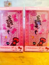 Hello Kitty Bling Bling Pink IPhone Case For Iphone 5/5s