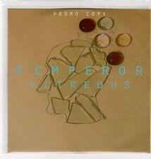 (DN303) O Emperor, Vitreous - DJ CD
