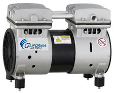 Ultra Quiet & Oil-Free 3/4 Hp Air Compressor Motor - MP75 -  Free Shipping!