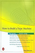 How to Build a Time Machine Davies, Paul Paperback