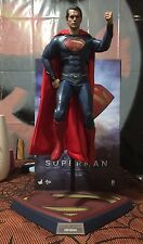Hot Toys Man of Steel Superman w/ custom BvS Head
