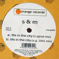 S & M ‎– Life In The City