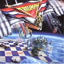 Just a Game by Triumph CD Greatest Hits Best Of Rik Emmett Rick Hard Rock Metal