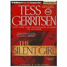 Rizzoli and Isles: The Silent Girl 9 by Tess Gerritsen (2012, CD, Unabridged)