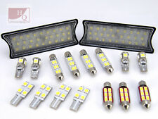 PREMIUM MAX INTERIOR LED SMD Bulbs KIT WHITE CAN BUS fit BMW E60 5 series M5