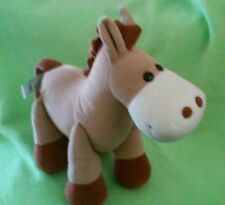 Patches the HORSE Plush Gund Threads Everland Entertainment
