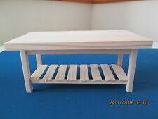 Dolls House Kitchen Table - Handmade