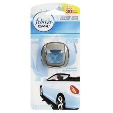Febreze Car Vent Clip Air Freshener, Linen - Sky 1 ea