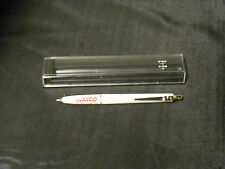Vintage Swedish BALLOGRAF EPOCA Ballpoint Advertising Pen MIC  FREE SHIPPING