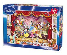 99 pezzi per bambini Puzzle Giocattolo-TEATRO DISNEY MUSIC SHOW 05178b