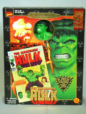 "THE INCREDIBLE HULK 8"" Marvel/ToyBiz FAMOUS COVER SERIES SUPERHERO Figure_NRFB"