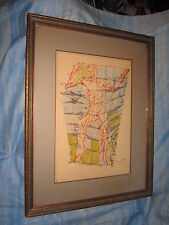Jacques Villon En Colore Douze Contemporains, Lithograph Pochoir on Wove paper