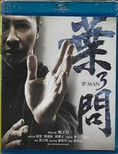 Ip Man 3 Blu-ray Donnie Yen Mike Tyson Max Zhang NEW Eng Sub Region A 2016