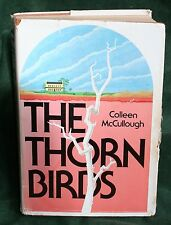 The Thorn Birds by Colleen McCullough, 1st edition,1977